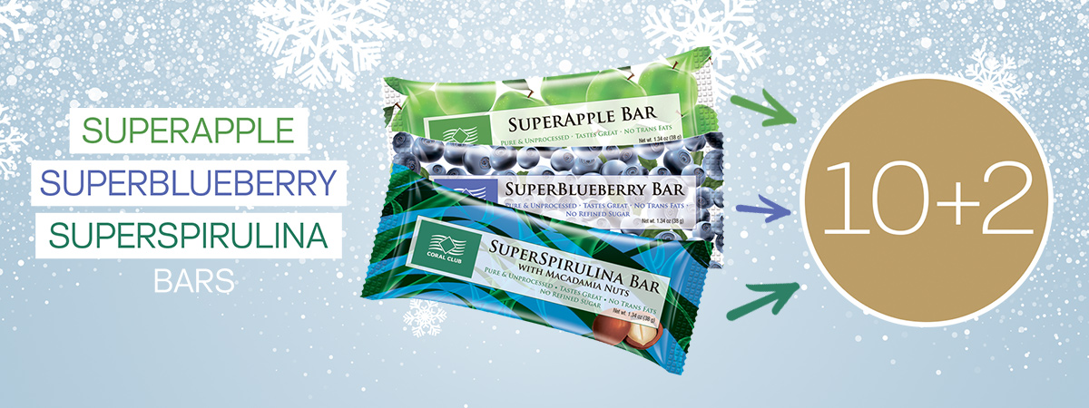 SuperSpirulina Bar