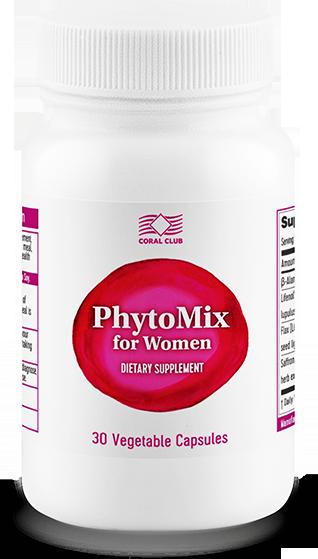 PhytoMix für Frauen