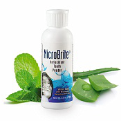MicroBrite Zahnpulver mit Microhydrin / MicroBrite With Microhydrin, Royal Botanica
