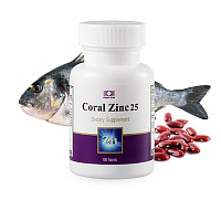 coral zink / coral zinc 15, Männersache