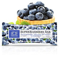SuperHeidelbeere Riegel / SuperBlueberry Bar