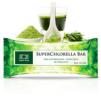 SuperChlorella Riegel / SuperChlorella Bar