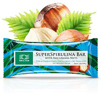 super spirulina riegel / superspirulina bar