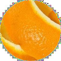natürliches Orangenaroma