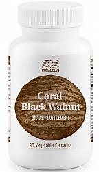 coral schwarwalnuss / schwarznuss / coral black walnut