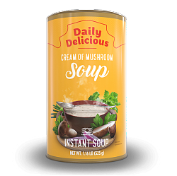 Daily Delicious Steinpilzcremesuppe