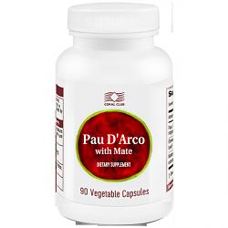 Pau D'Arco / Lapacho mit Mate